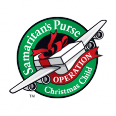 LG Operation Christmas Child Packing Party