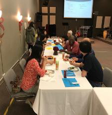 LG Welcome Dinner (Jun. 17, 2017)