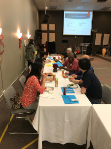 LG Welcome Dinner (Jun. 17, 2017)