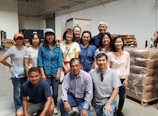 TGIF @ SD Food Bank (Oct. 14, 2017)