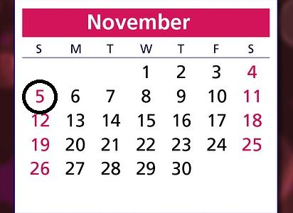 Nov. 5, 2017