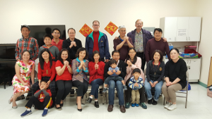 TGIF CNY Celebration (Feb. 16, 2018)