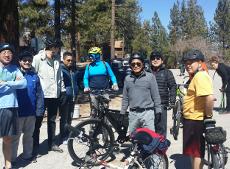 Men's Retreat @ Big Bear (Mar. 23–25, 2018)