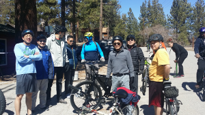 Men's Retreat @ Big Bear (Mar. 23–25, 2018)