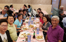 TGIF Dinner and Grunion Run (Jul. 27, 2018)