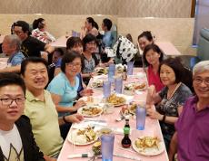 TGIF Dinner and Grunion Run (Jul. 27, 2018)