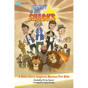 2020 Children's Spring Musical - Danny and the Shacks