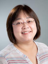 Pastor Eva Huang