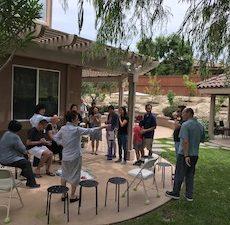 LG Choir Lunch Fellowship