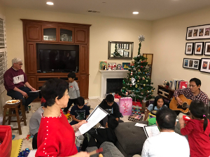 HOME & Legacy Christmas Fellowship