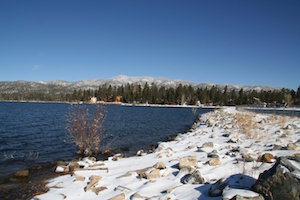 College Easter Retreat at Big Bear