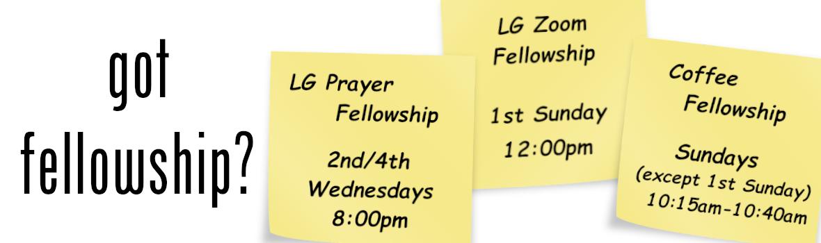 Fellowship at LG