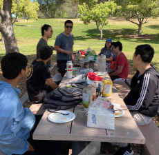 Crossroads/Jocess BBQ at Lake Poway (Apr. 17, 2021)