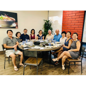TGIF - Saturday Small Group Fellowship (Jul. 11, 2021)