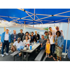 TGIF - Saturday Small Group Fellowship (Jul. 31, 2021)
