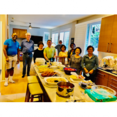 TGIF - Saturday Small Group Fellowship (Sep. 18, 2021)
